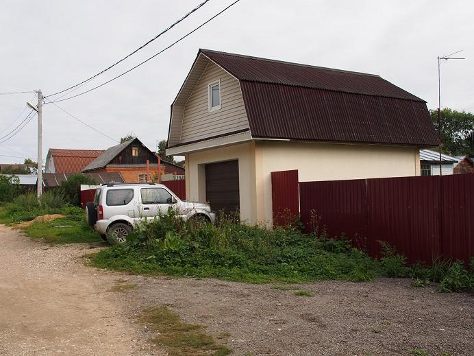 Проекты простых гаражей