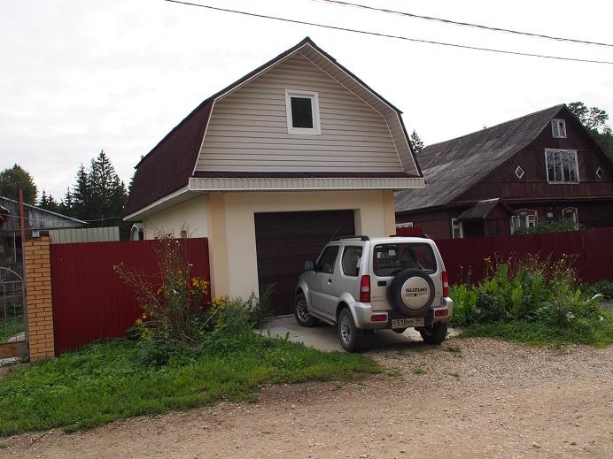 Строительство гаража москва