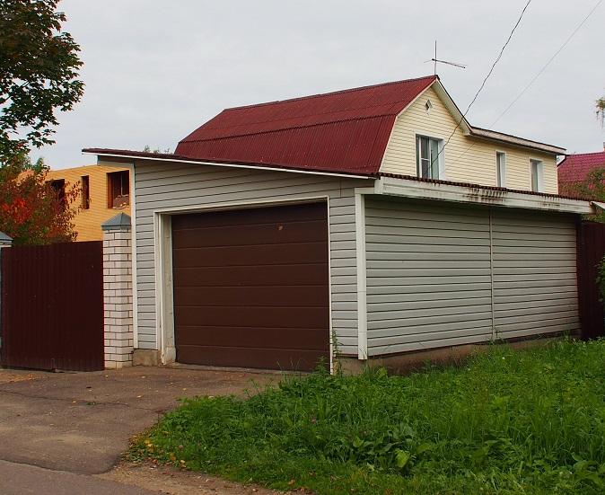 Построить гараж в городе